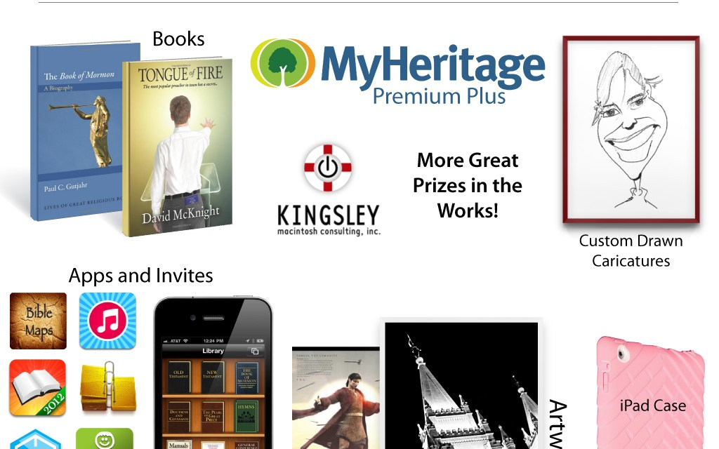2012 MLH Giveaway 1: Print Books, Posters, & Apps