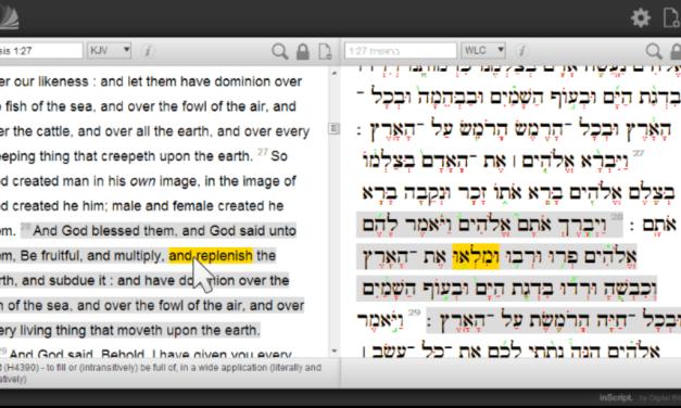 Study the Scriptures in Greek & Hebrew the Easy Way
