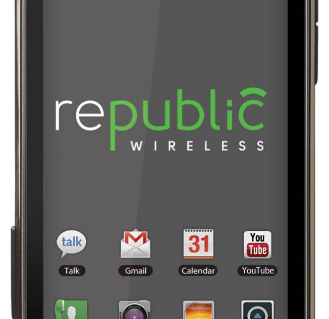 Review of the Republic Wireless Beta Phone (Moto Defy XT) & Service