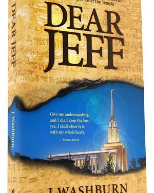 DEAR JEFF: Straightforward LDS Temple Prep