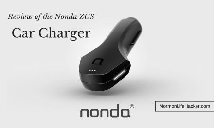 Nonda ZUS: An Excellent Car Charger That Helps You Locate Your Car