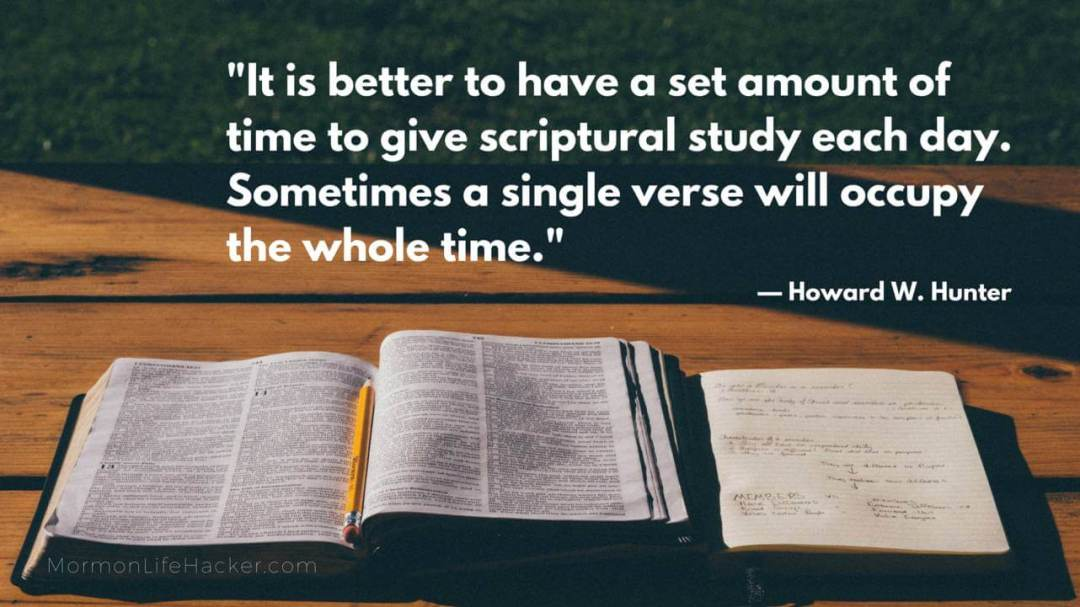 scripture-study-time-quote-hunter
