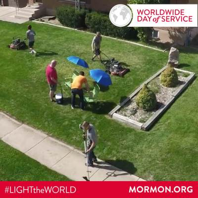 Random Acts TV #LIGHTtheWORLD