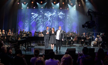 "Amy Grant, Michael W. Smith, and Jordan Smith headline BYUtv's ""Christmas Under the Stars"" special"
