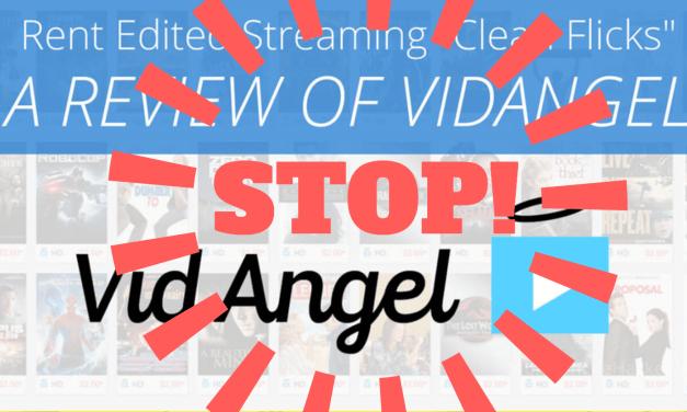 "Create (or filter) ""Clean Flicks?"" – What's next for VidAngel and VidAngel Studios"