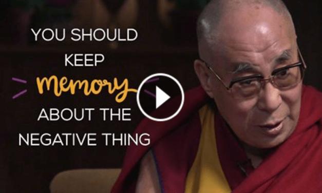 Dalai Lama and Desmond Tutu discuss forgiveness