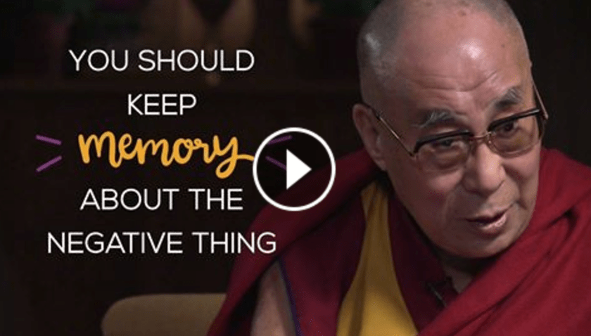 Dalai Lama and Desmond Tutu discuss forgiveness