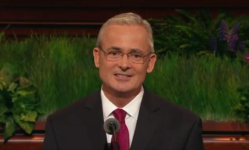 Kearon Refugees conference LDS mormon