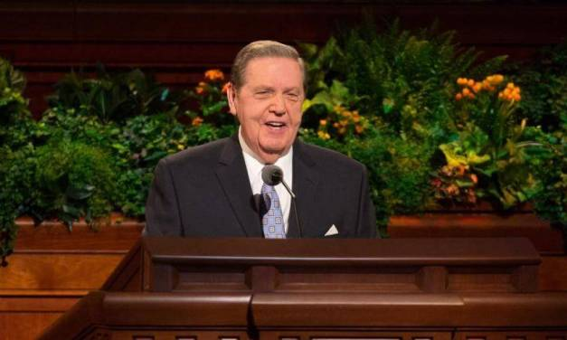 New post by Elder Holland reveals his testimony of the Book of Mormon