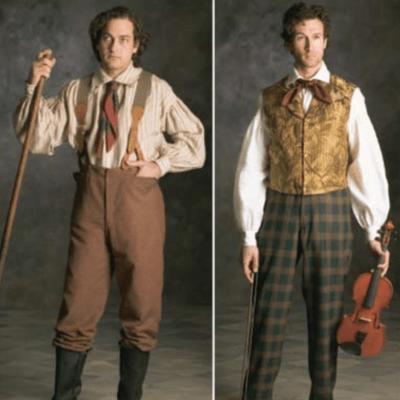 Pioneer clothing men