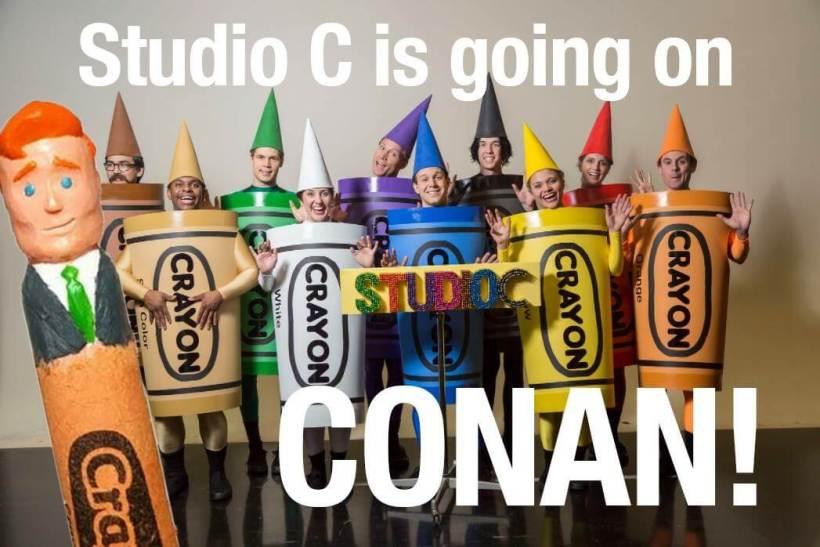 Studio C Conan Team Coco