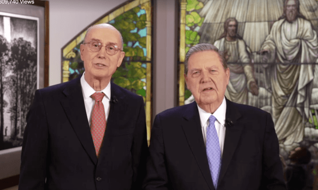 #LDSFace2Face with Pres. Eyring and Elder Holland: March 4 at 11 a.m. MST on LDS.org!