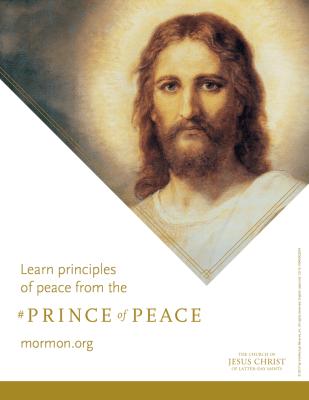 #PrinceOfPeace Mormon LDS