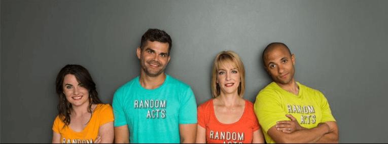 #RandomActsTV #1000RandomActs BYUtv Random Acts BYU Provo