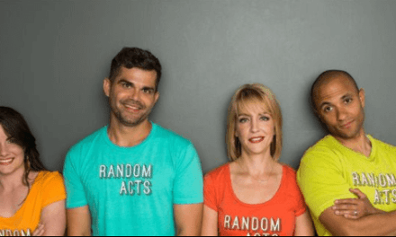 #RandomActsTV uplifts and inspires at its Season Two Premiere! #1000RandomActs