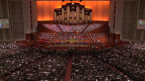VIDEO: A 4-minute summary of October 2017 LDS General Conference #LDSConf