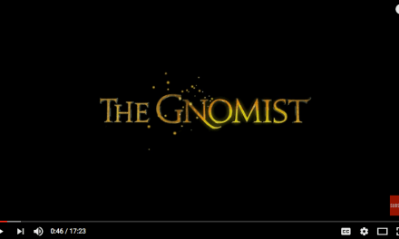 This video will make you cry. THE GNOMIST by GREAT BIG STORY features how an LDS family finds healing by doing unique kind deeds for others