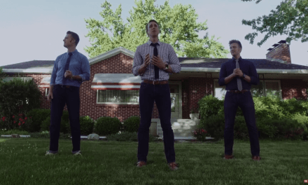 "GENTRI's new music video about fatherhood and forgiveness: ""Don't Let Go"""
