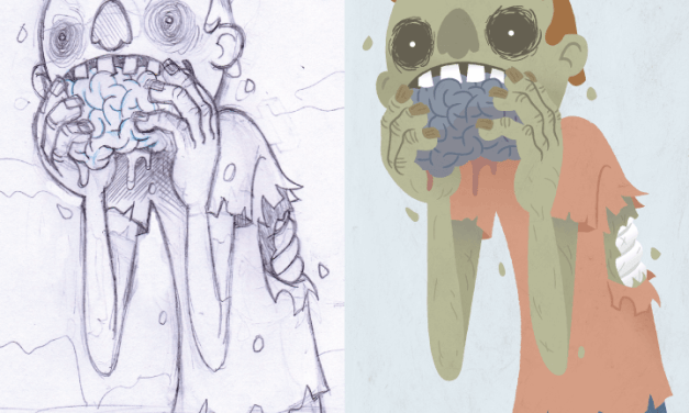 What does a Mormon zombie look like? Ask Matt Page. (Daily Universe)