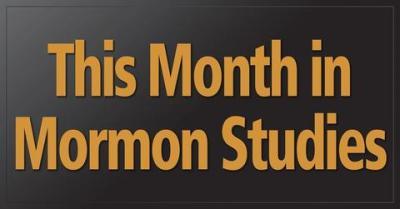 This month in mormon studies logo large