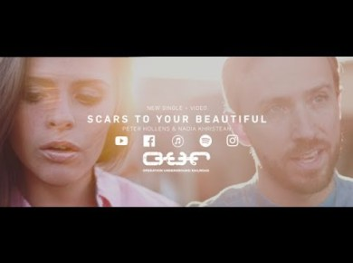 Peter Hollens Operation Underground Railroad Nadia Scars Beautiful