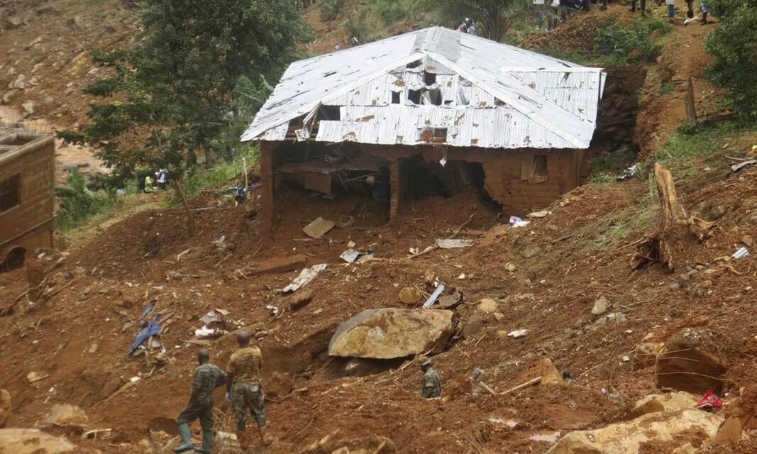 Sierra Leone mudslide: Seven LDS dead