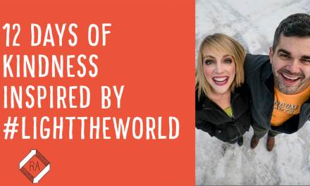 BYUtv's Random Acts joins #LightTheWorld and is giving us 12 days of kindness!