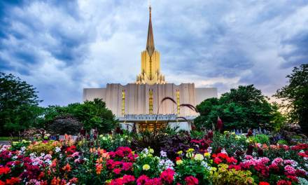 10 things you didn't know about the Jordan River Temple