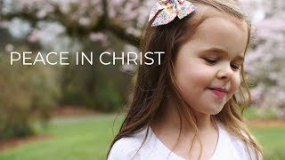 "See CLAIRE RYANN CROSBY AND DAVE CROSBY (her dad) sing ""PEACE IN CHRIST"" for EASTER #LDSConf"
