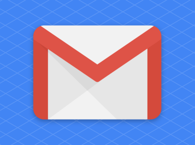 Gmail grid