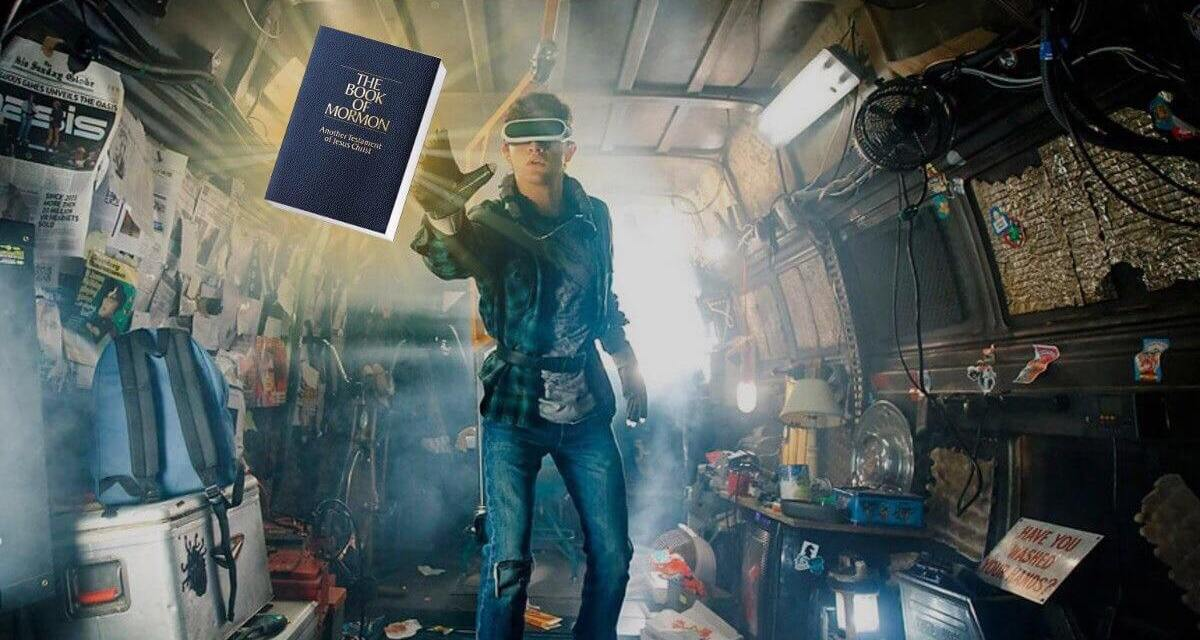 Ready Player One and Prophets. Fun movie. Serious spiritual lessons.