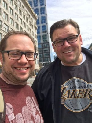 Shawn Rapier Comedian LDS MissionCast