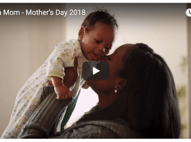 Just a Mom — Happy Mother's Day!
