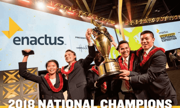 "BYU-Hawaii students take first prize in the ENACTUS national competition for their sustainable farming project called ""Rice Up"""