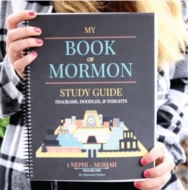 Book of Mormon Study Guide – Volume One (Spiral Bound Book)