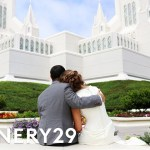 World Wide Wed: Focusing on a Mormon Temple Wedding!