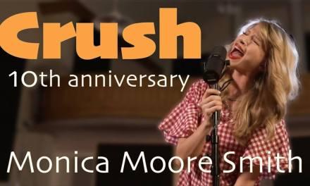 Monica Moore Smith covers David Archuleta's CRUSH #10YearsOfCrush