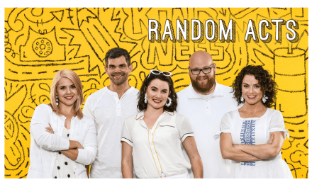 Random Acts expands its cast! See the familiar faces they picked up! #1000RandomActs