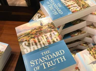 Saints The standard of Truth LDS Mormon