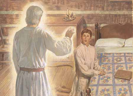 From Book of Mormon Central: Happy Moroni Day!