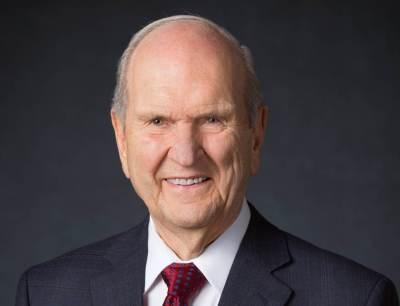President nelson 2018