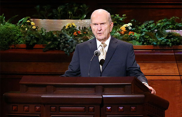 #GeneralConference | The Word of God Inspires Faith at General Conference