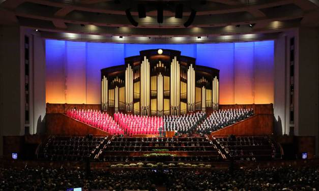 """Out with """"Mormon Tabernacle Choir."""" In with """"The Tabernacle Choir at Temple Square."""""""