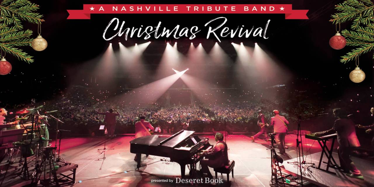 Nashville Tribute Band and Madilyn Paige help to #LightTheWorld at their concerts this December!