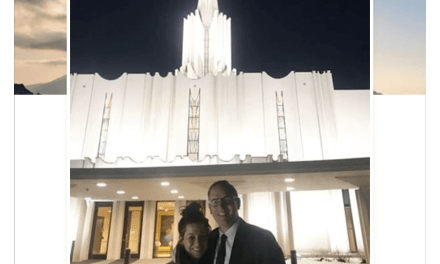 Reflections on how I felt when I attended the new Temple Endowment