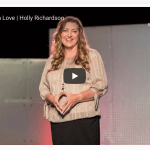 "Lessons in Love — Holly Richardson and the Mormon Channel discuss letting go of your idea of ""the perfect life"""