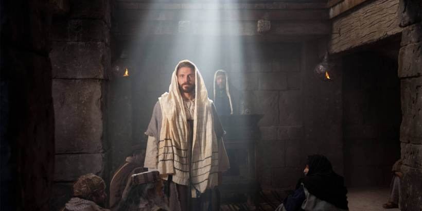 Jesus is the Messiah. Image via LDS Media Library Come follow Me 2019 lesson aids mormon