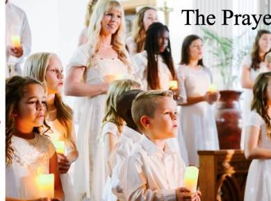 """The Prayer"" - performed by Mindy Smoot Robbins, Dallyn Vail Bayles, and One Voice Children's Choir LDS Mormon"