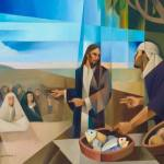 COME, FOLLOW ME LESSON AIDS: MARCH 25 – MARCH 31; Matthew 14–15; Mark 6–7; John 5–6 ( Be Not Afraid )