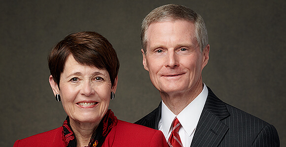 Elder David A. Bednar at RootsTech Family Discovery Day 2019